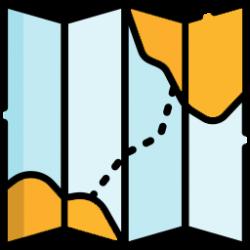 BeeTrip Icon Itinéraire